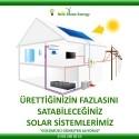 Güneş Enerjisi Sistemi On-Grid