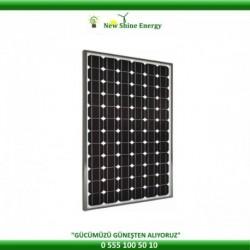125 Watt Güneş Paneli Monokristal