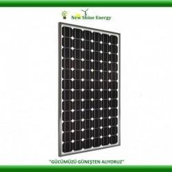 205 Watt Güneş Paneli Monokristal