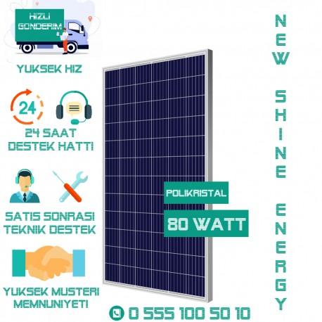 Tommatech 80 Watt Güneş Paneli