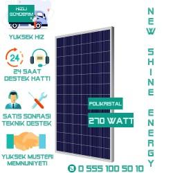 270 Watt Solar Panel Polikristal
